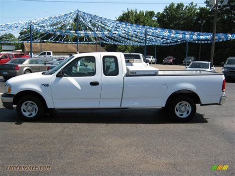 2000 Ford F150 by 2000 Ford F150 Xl Extended Cab In Oxford White B92448