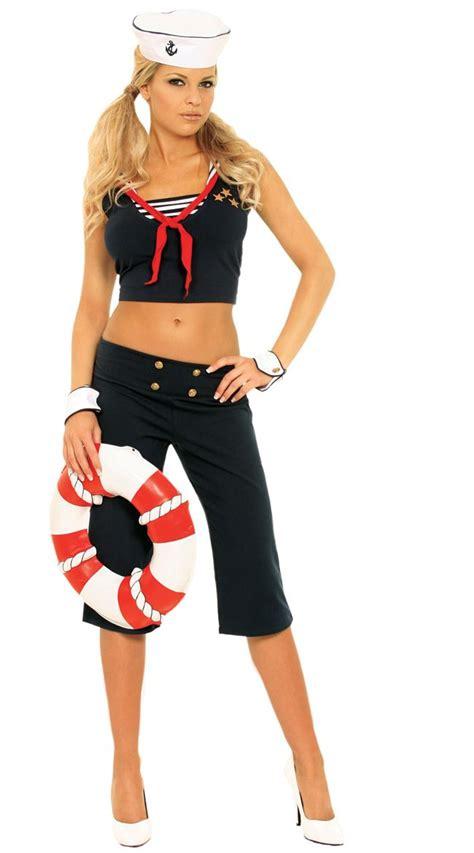 simplefirst mate sailor costume sexy sailor uniform