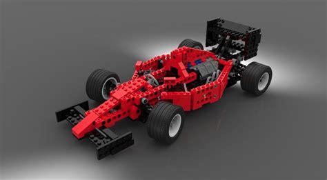 solidworks tutorial lego car lego technic 8440 formula indy racecar 1995