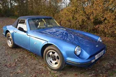 Tvr S For Sale Tvr 1989 280 S Blue Car For Sale