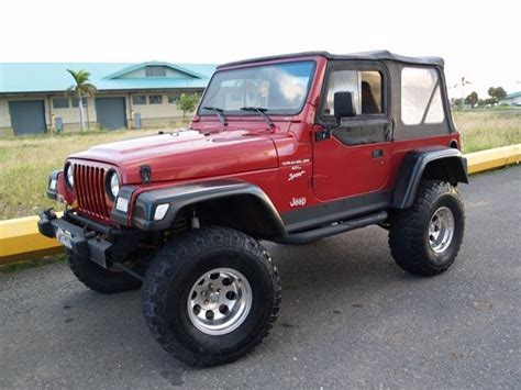 4 0 Jeep Engine For Sale Jeep Wrangler 4 0 1999 Technical Specifications Interior