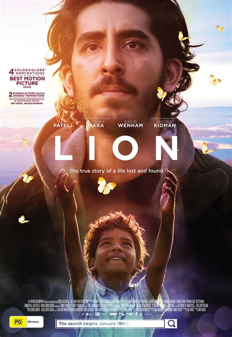 lion film release date mark rogers