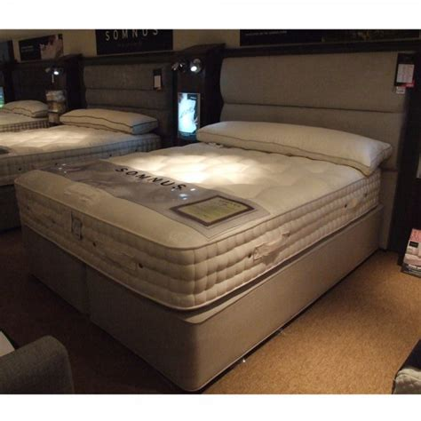 Clearance King Size Mattress by Somnus Kensington King Size Divan Bed Clearance