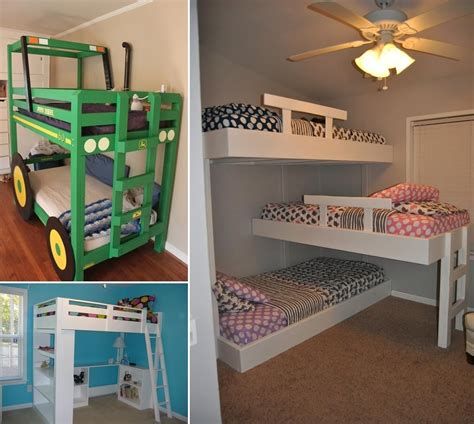 cool bunk bed ideas designs for bunk beds 18 bunk bed bedroom designs