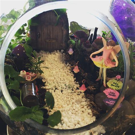 fairy terrarium terrarium garden gardening terrarium