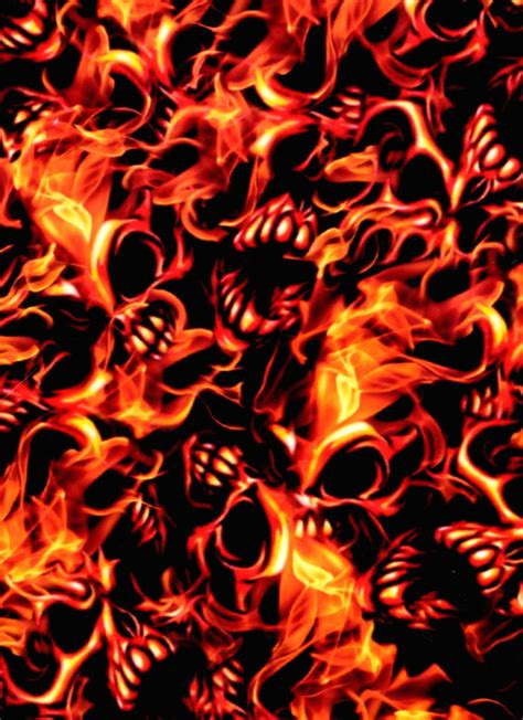 flame red skulls and red flames www pixshark com images