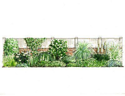 flower design elevation 17 best images about landscape elevation drawings on