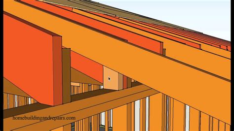 extend  add  roof overhang  building
