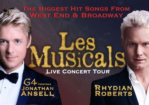 rhydian the other side books information about show les musicals with jonathan ansell
