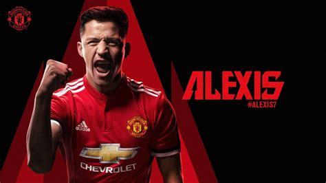 alexis sanchez shirt number official manchester united announce alexis sanchez