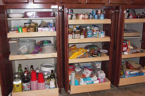 Sliding Shelves Pantry by Kitchen Pantry Cabinet With Pull Out Shelves Manicinthecity