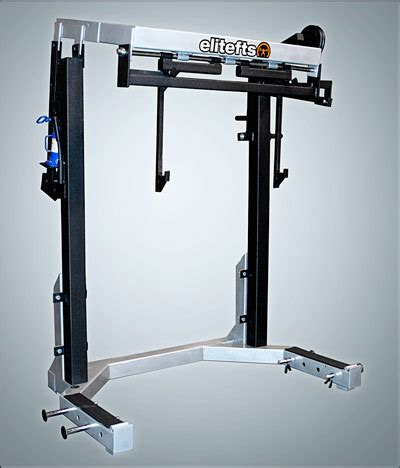 Competition Squat Rack by Power Rack Reviews