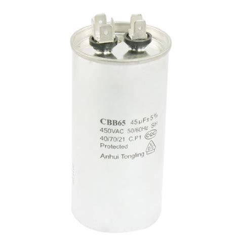 price of capacitor for air conditioner in philippines uxcell 174 cbb65 ac 450v 50 60hz 45uf motor running capacitor for air conditioner electronics