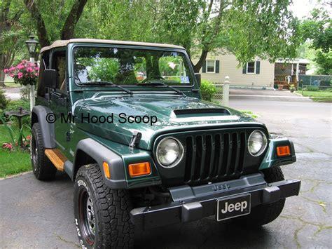 Jeep Yj Scoop Jeep Wrangler Scoop Hs009 By Mrhoodscoop