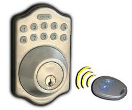 lockey e digital 910 deadbolt lock with remote