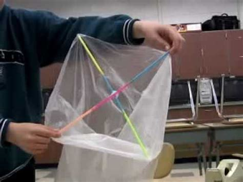 Hair Dryer Air Balloon Experiment how to make a air balloon part 5 and launching