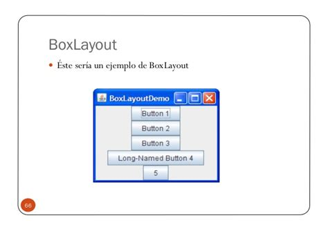 java layout center vertical box layout java