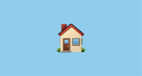 home emoji house building emoji