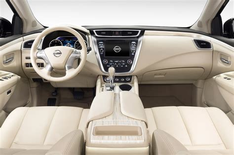 nissan murano interior refreshing or revolting 2015 nissan murano photo gallery