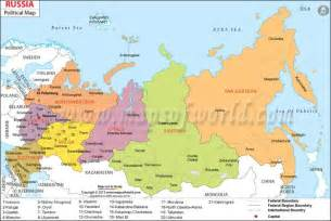 russia map clickable russia map russia