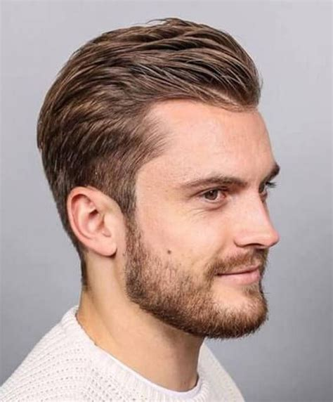 how to style a low hairline 40 pompadour haircut ideas for modern men styling guide