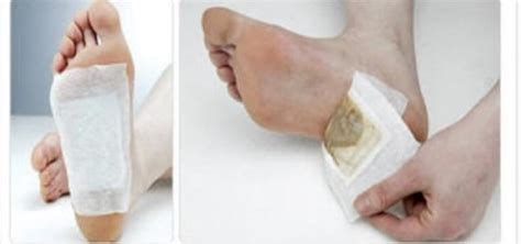 Make Your Own Foot Detox by How To Make Your Own Detox Foot Pads At Home Human N Health