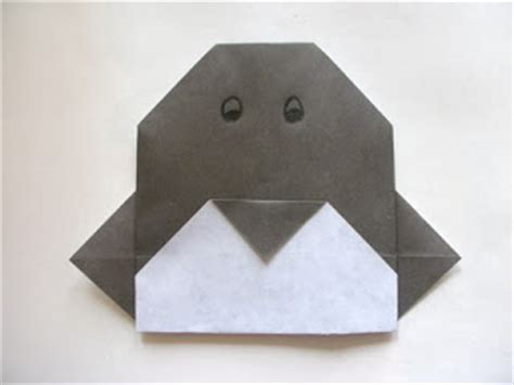 Easy Origami Penguin - learning origami origami penguin