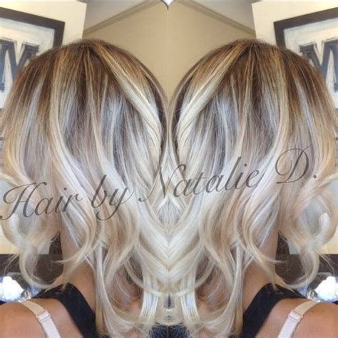 hair color frosted look 1980 s frosted hair color 1000 ideas about frosted hair on