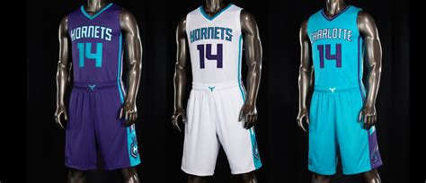 nba jersey design hornets tiny detail in new charlotte hornets uniforms hints that