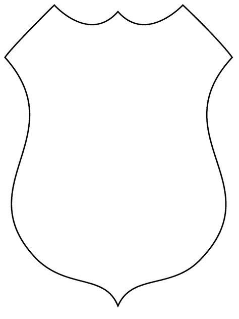 personalized police officer badge clipart clipart suggest