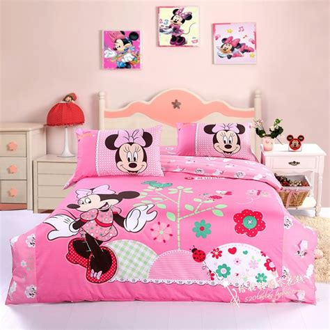 minnie mouse comforter set queen popular minnie mouse bedding sets buy cheap minnie mouse