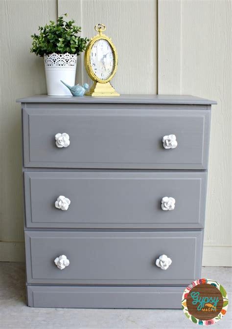 Grey Dresser by Dovetail Grey Dresser Reveal Magpiegypsy Magpie
