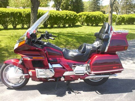 Honda Wi by Used 1997 Honda Gl1500se Goldwing Motorcycles In Mukwonago Wi