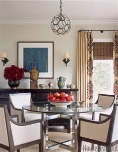 House Beautiful Dining Rooms House Beautiful S Designer Dining Rooms