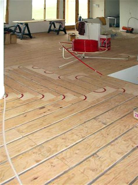 Us Floor Heating by Heat Transfer Plywood And Website On