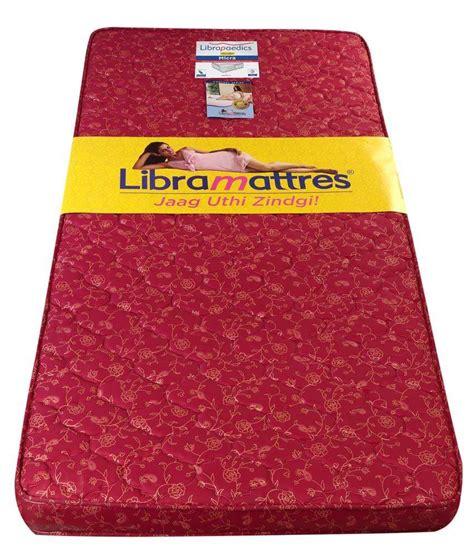 Libra Mattress Review by Libra Paedics Micra Mattress 72x30x3 5 Inches Buy 1 Get