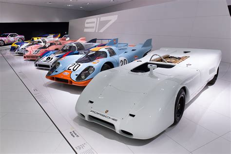 Museum Porsche by The Porsche Museum By Delugan Meissl Design