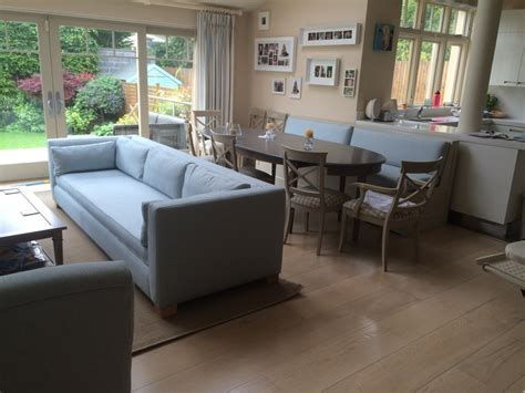 breakfast bar sofa reupholstered 4 seater 2 chairs and breakfast bar sofa