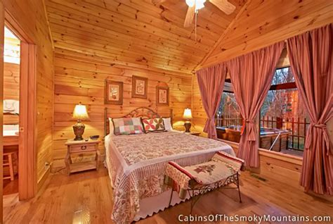 one bedroom cabins in gatlinburg gatlinburg cabin smoky mountain memories 1 bedroom