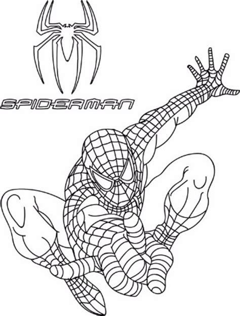 imagenes a blanco y negro de spiderman dibujos para colorear del hombre ara 241 a o spiderman online