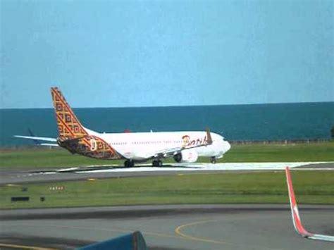 batik air gagal take off batik air boeing 737 900er pk lbg take off from sepinggan
