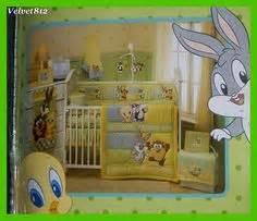 Looney Tunes Bedroom Decor by Baby Looney Tunes Nursery On Space Jam Looney Tunes Bugs