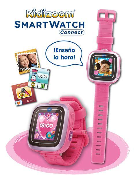 camara infantil vtech vtech kidizoom reloj inteligente infantil color rosa