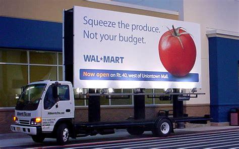 mobile billboard advertising billboards2go mobile billboard advertising service home page