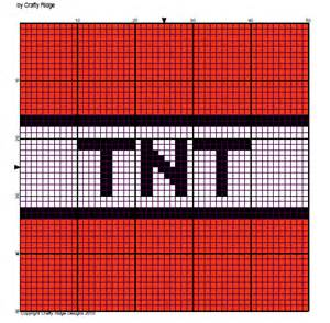 minecraft tnt block template my minecraft obsession it s tnt crafty ridge designs