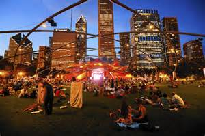 Chicago Summer Calendar Chicago Summer Events Calendar Top Ten Free Events