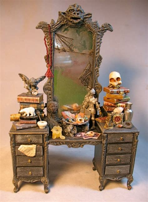 doll house figurines 62 best miniature halloween houses figurines images on pinterest haunted houses haunted