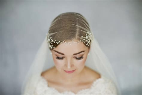 Wedding Hair Accessories With Veil by Wedding Veils And Headpieces For Hair Best