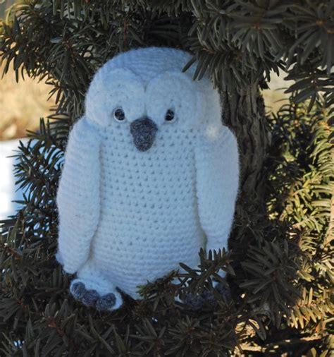 snowy owl knitting pattern free crochet pattern owl crochet tutorials