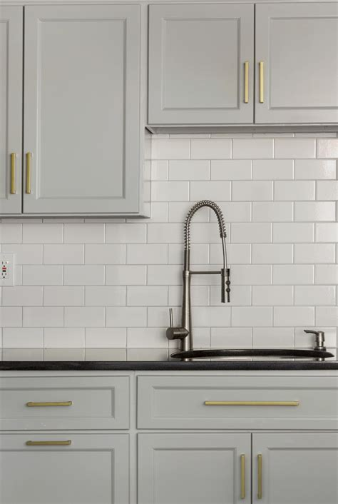 white cabinets with antique brass hardware grey kitchen cabinets brass hardware quicua